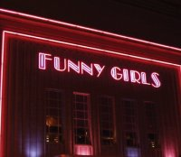 Funny Girls, Blackpool