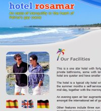 Hotel Rosmar - Click here to visit our web site