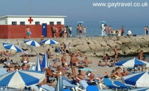 Back to Sitges gay guide
